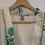 Thumbnail: Jaipur Robe Short - Green Posie