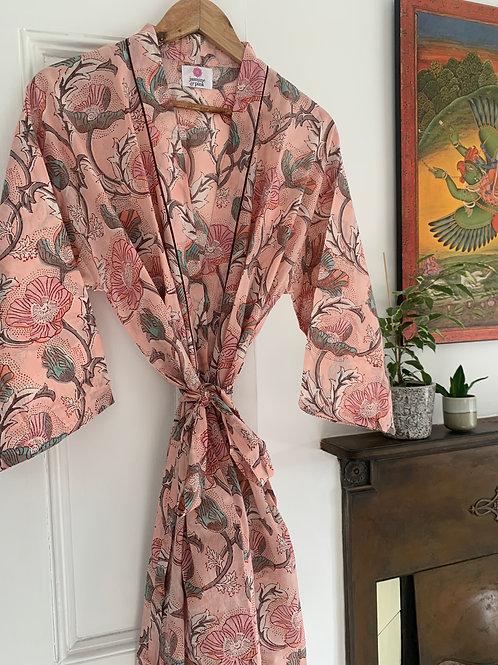 Jaipur Robe Short - Sakura