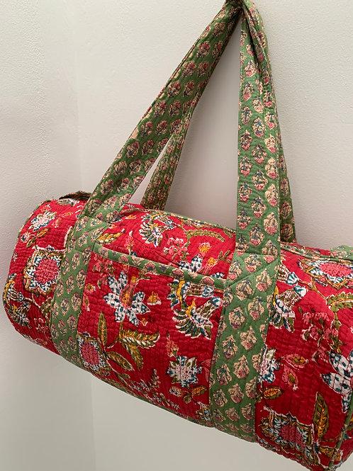 Malabar Weekend Bag - Wanderlust Gypsy