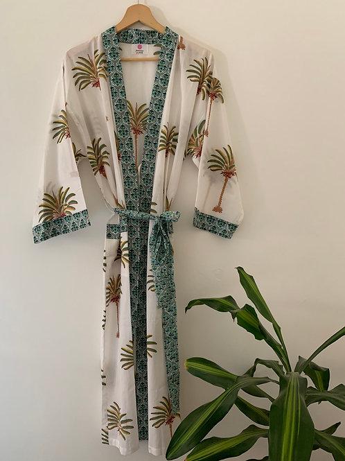 Jaipur Robe Long - Palms of Paradise