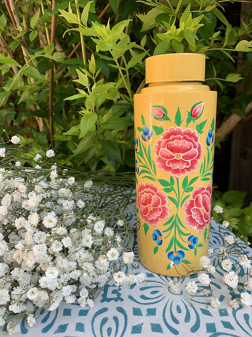 Kashmir 600ml Bottle - Yellow