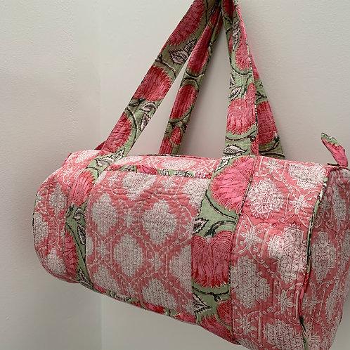 Malabar Weekend Bag - Dusty Rose