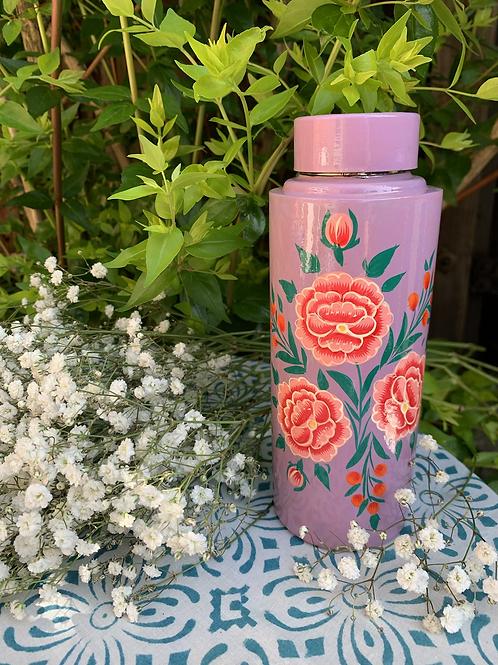 Kashmir 600ml Bottle - Purple