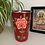 Thumbnail: Kashmir Tumbler  - Red and Pink Bloom