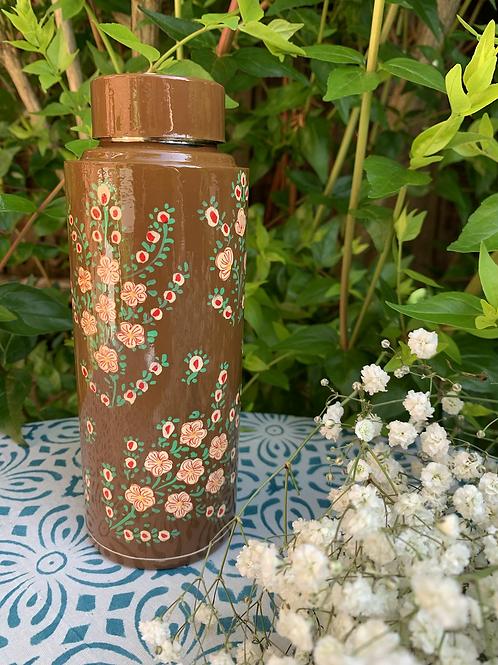 Kashmir 600ml Bottle - Brown