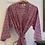 Thumbnail: Jaipur Robe Short - Aravalli Blossom