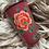 Thumbnail: Kashmir Thin Tumbler  - Pink Bloom