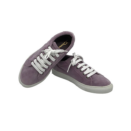 Sneakers donna in velluto