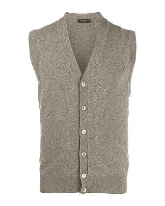 Cashmere vest