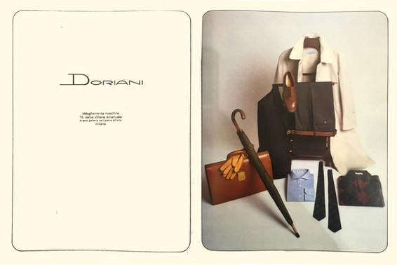 Pagina pubblicitaria Vogue Mare_Ottobre 1980
