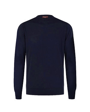 T-shirt manica lunga in cotone