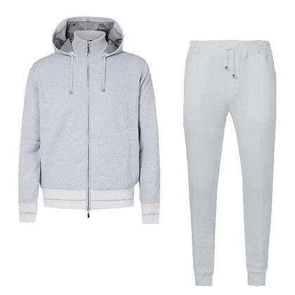 Tuta jogging in cashmere