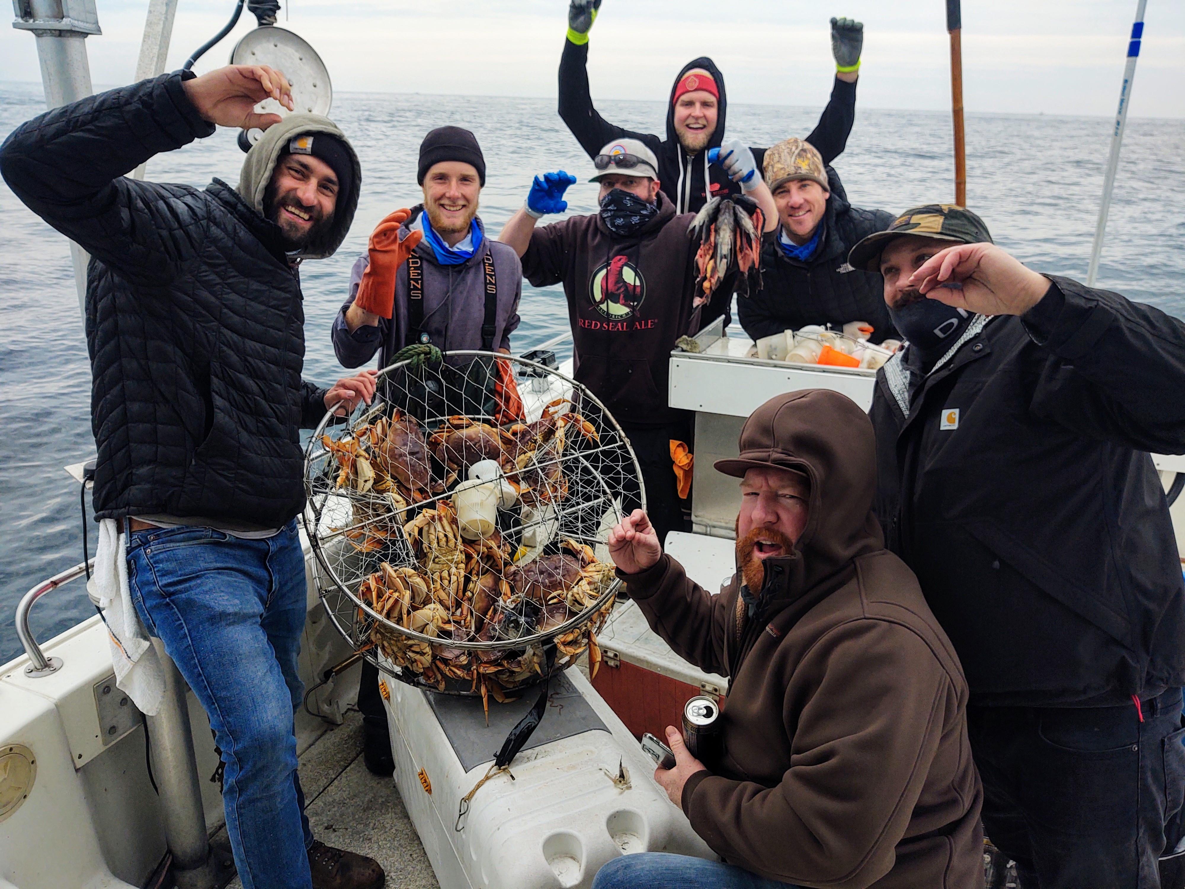 Crab Combo  (Crab & Rock Fish / L. Cod)