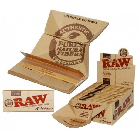 Raw Classic King Size Smoking Papers + Filters