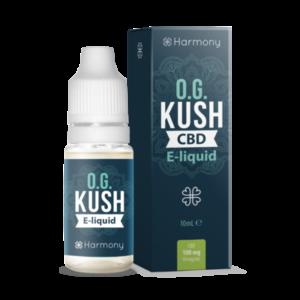 E-liquid OG Kush 10ml / 3% CBD