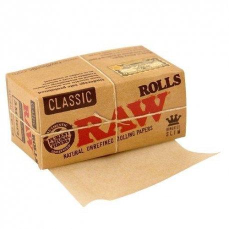 Raw Organic Roll 5 meters