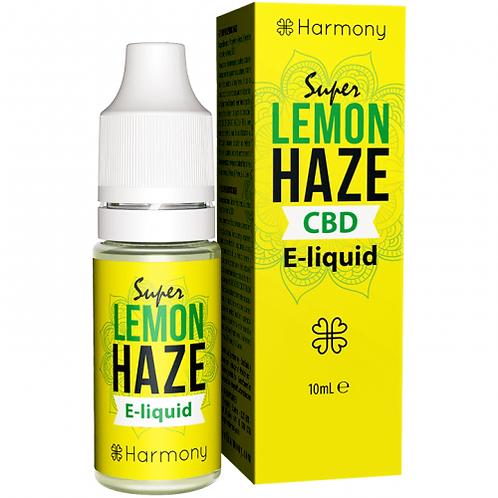 E-liquid Lemon Haze 10ml / 3% CBD