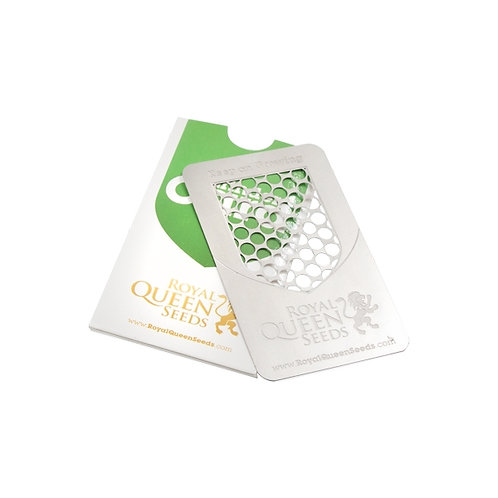 Royal Queen Seeds Grinder Card