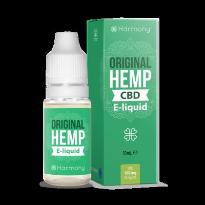 E-liquid Original Hemp 10ml / 3% CBD