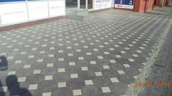 Тротуарная плитка Восьмигранник
