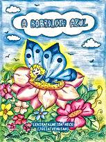 Capa livro A borboleta azul