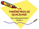 Parametros de Qualidade para a Educação Infantil