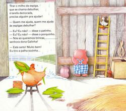 lIivro A galinha ruiva-11-12