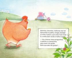 lIivro A galinha ruiva-3-4