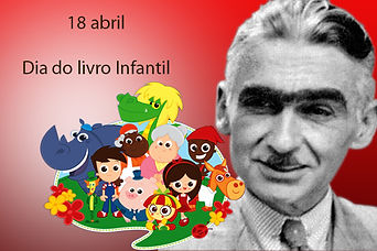 Dia Nacional do Livro Infantil - Monteiro Lobato - Educação