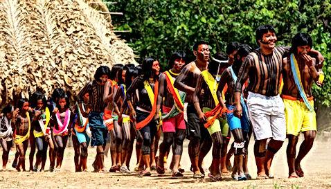 Dia do Índio - Datas Comemorativas - 19 de Abril: Dia do Índio - Portal Educa Mais