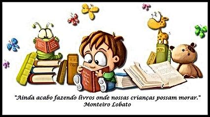 Frase Monteiro Lobato