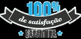 Garantia de Satisfação  100%