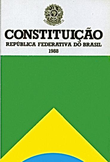 Constituição Federal Brasileira - 1988 - Portal Educa Mais