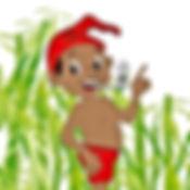 Saci Pererê - Personagens do Folclore Brasileiro