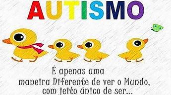 Autismo - Calendário - Educação