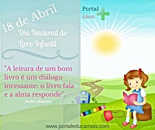 Mensagem Dia do Livro - Educação