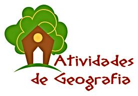 Atividades escolares de Geografia para download - Ensino Fundamental - Educação