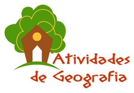 Atividades escolres - Atividade de Geografia - Ensino Fundamental - Educação