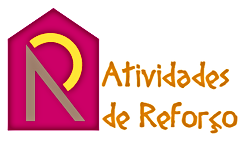 Atividades de Reforço escolar - Ensino Fundamental - Educação e Pedagogia