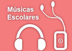 Músicas Escolares - Educação Infantil - Vetor