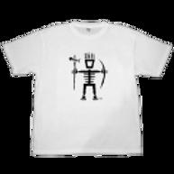 Men's Primitive Wear Logo Tee (White)