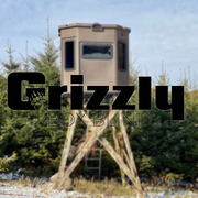 Grizzly Box Blinds