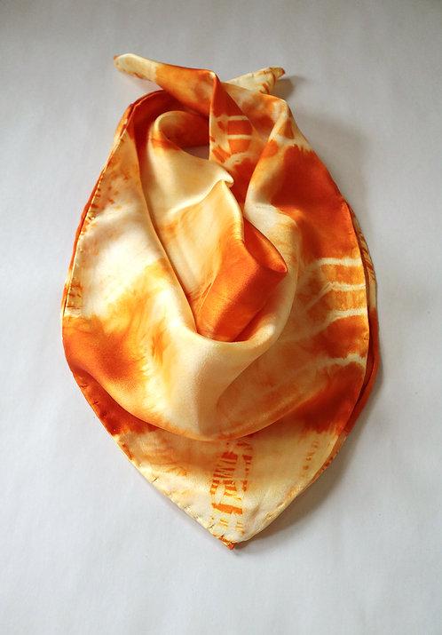 Golden Shells Bandana