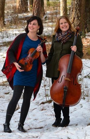 Amelia & Jessica