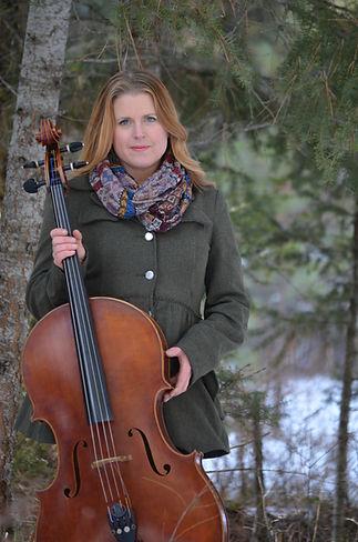 Jessica Catron, Cello