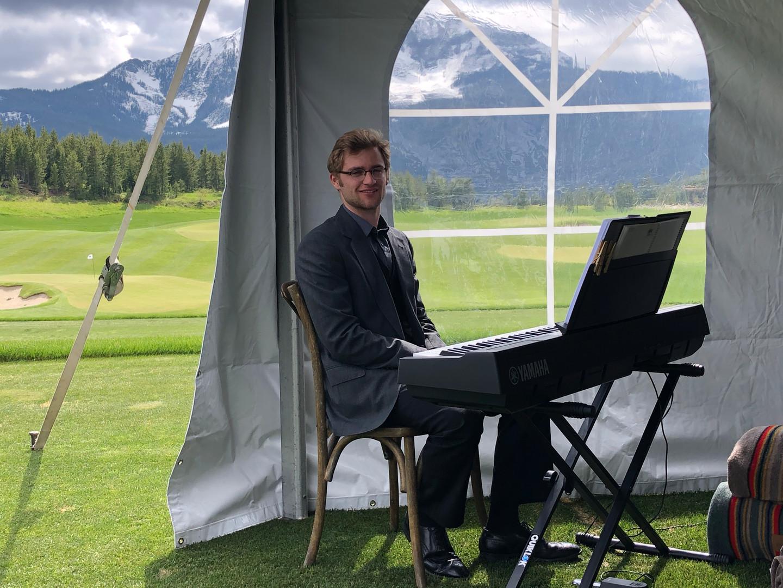 Adam Sears - piano/keyboard