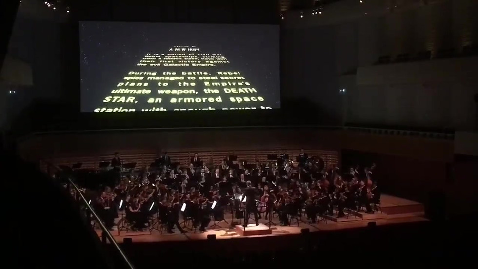 Star Wars – In Concert «Main Theme»