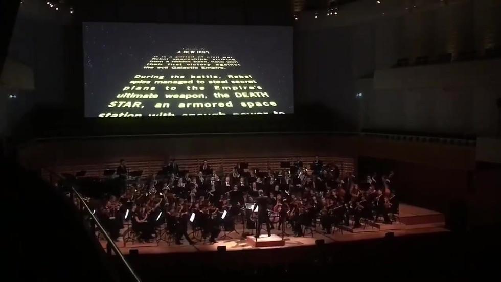 Star Wars – In Concert «Main Theme»