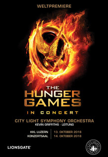 Hunger Games – In Concert «World premiere»
