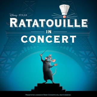 Ratatouille – In Concert